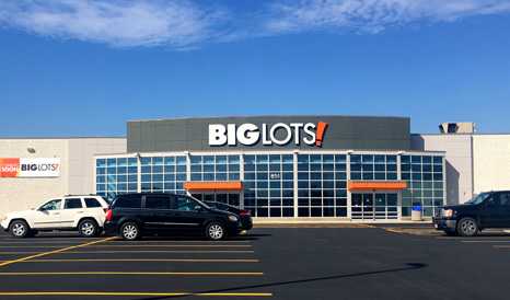 Big Lots 30th St. Heath, OH
