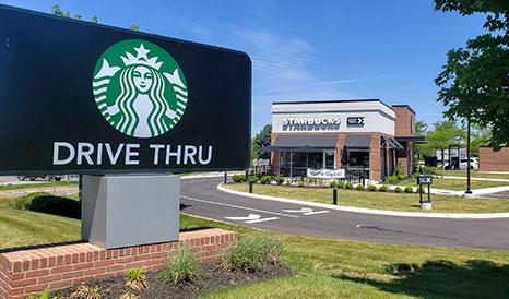 Starbucks at Taylor Square | Reynoldsburg, Ohio