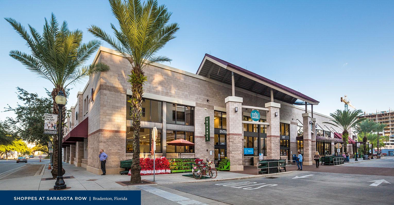 Shoppes at Sarasota Row | Bradenton, Florida