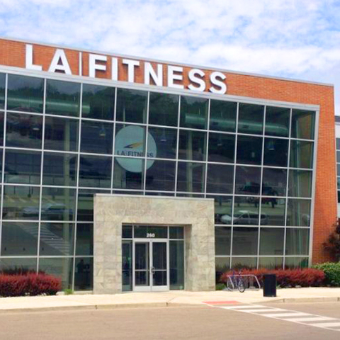 LA|Fitness at Graceland in Columbus, Ohio.