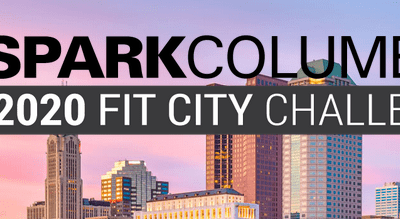 CASTO Wins First Place in the 2020 SparkColumbus Fit City Challenge for Medium-Sized Companies