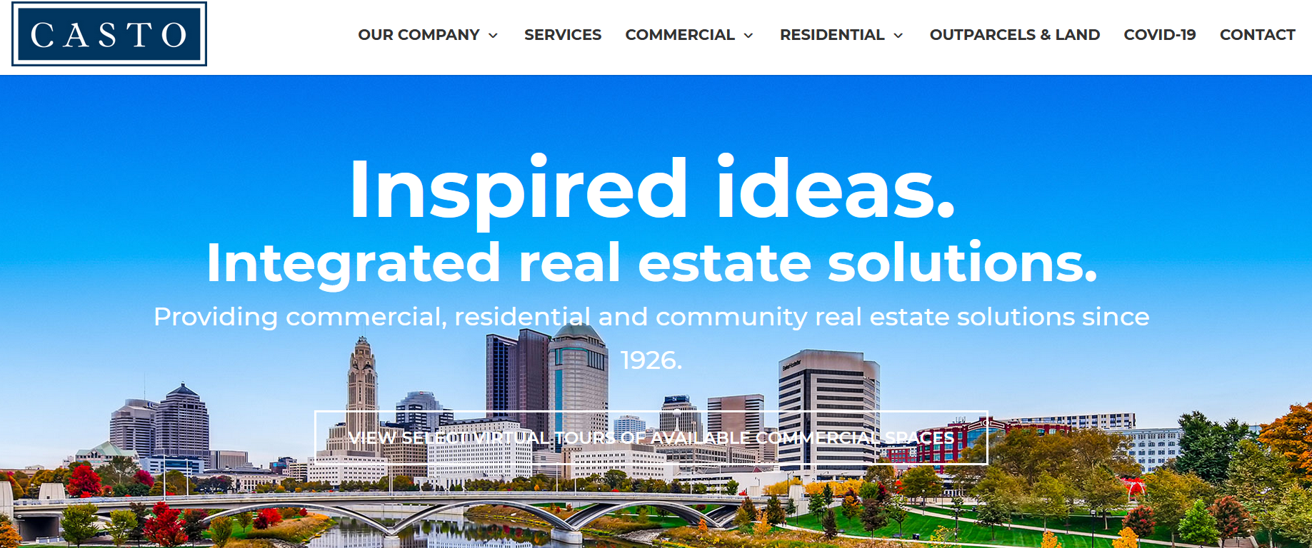 Newly Branded CASTO Website!